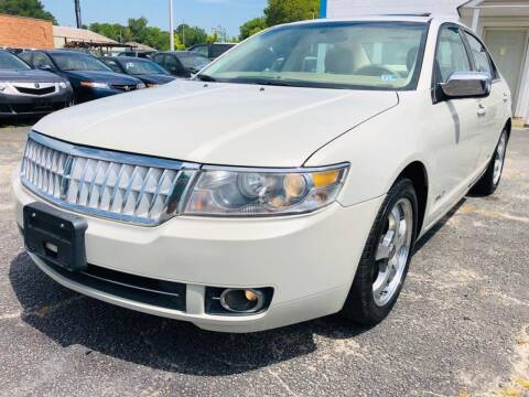 2007 Lincoln MKZ for sale at Supreme Auto Sales in Chesapeake VA
