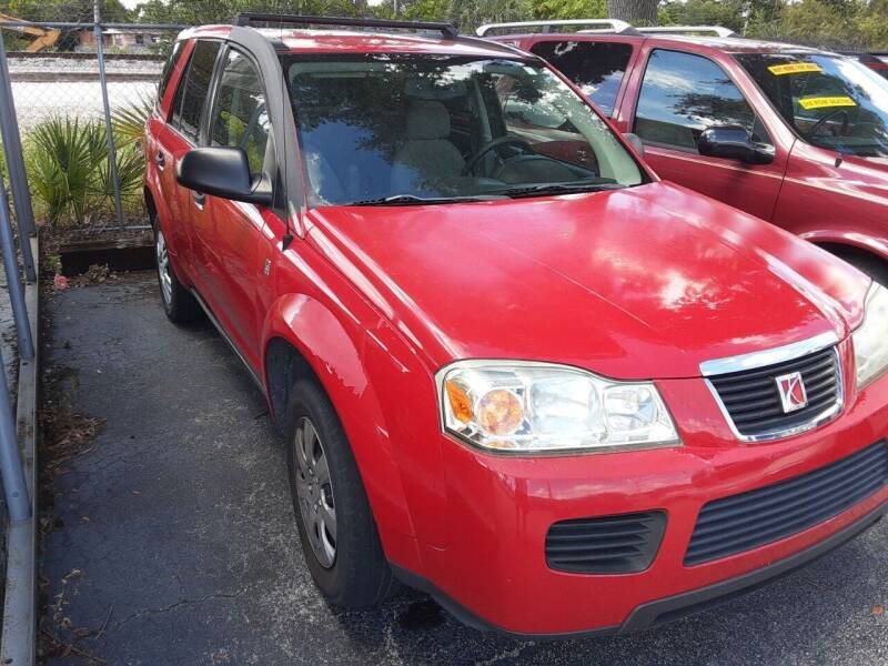 2006 Saturn Vue for sale at Easy Credit Auto Sales in Cocoa FL