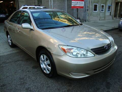 2003 Toyota Camry for sale at Discount Auto Sales in Passaic NJ