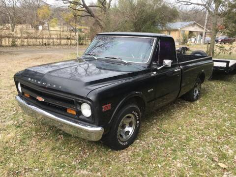 1968 Chevrolet C/K 10 Series for sale at Olney Auto Sales in Springfield VT
