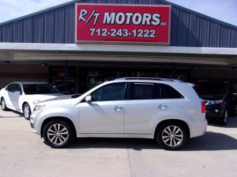 2011 Kia Sorento for sale at RT Motors Inc in Atlantic IA
