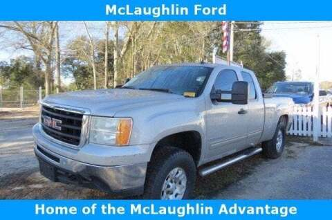 2009 GMC Sierra 1500 for sale at McLaughlin Ford in Sumter SC