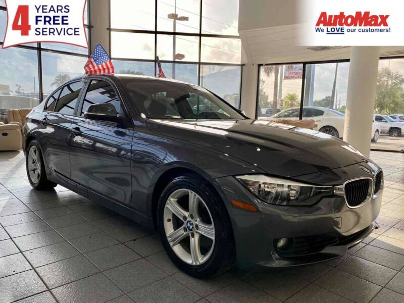 2012 BMW 3 Series for sale at Auto Max in Hollywood FL