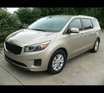 2015 Kia Sedona for sale at Hotline 4 Auto in Tucson AZ