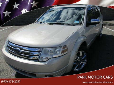 2008 Ford Taurus X for sale at Park Motor Cars in Passaic NJ