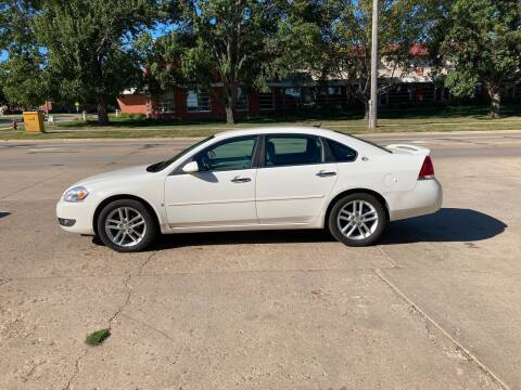 2008 Chevrolet Impala for sale at Mulder Auto Tire and Lube in Orange City IA