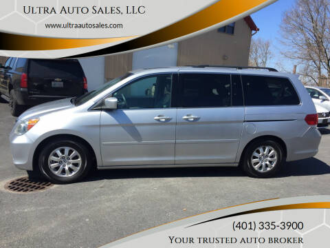 2010 Honda Odyssey for sale at Ultra Auto Sales, LLC in Cumberland RI