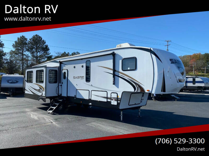 2021 Forest River SABRE 36BHQ for sale at Dalton RV in Dalton GA