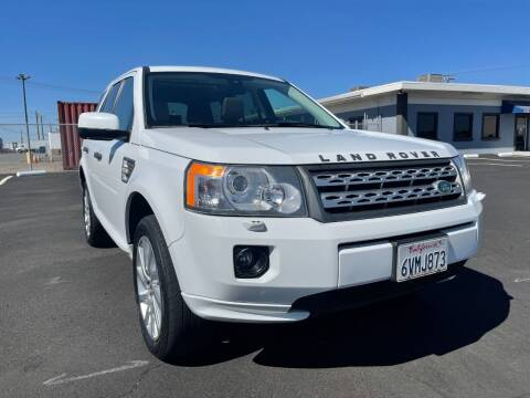 2012 Land Rover LR2 for sale at Approved Autos in Sacramento CA