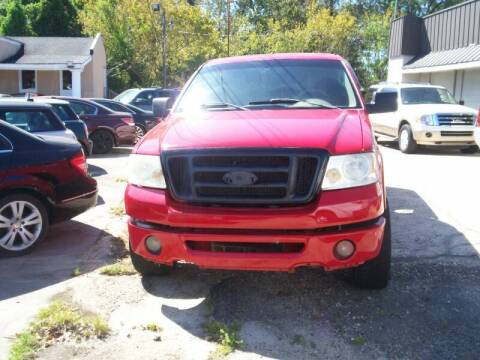 2006 Ford F-150 for sale at Louisiana Imports in Baton Rouge LA