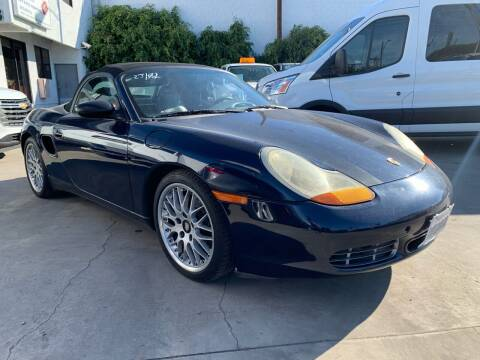 1999 Porsche Boxster for sale at Best Buy Quality Cars in Bellflower CA