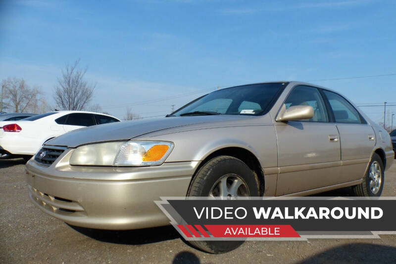 2000 Toyota Camry for sale at Macomb Automotive Group in New Haven MI