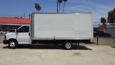 2012 GMC C/K 3500 Series for sale at DOYONDA AUTO SALES in Pomona CA