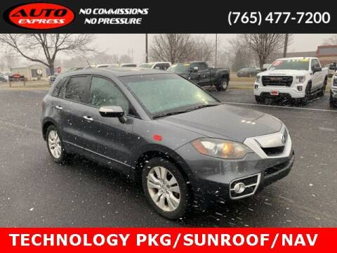 2012 Acura RDX for sale at Auto Express in Lafayette IN