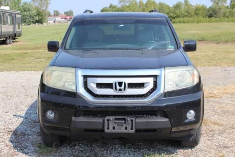 2009 Honda Pilot for sale at Bailey & Sons Motor Co in Lyndon KS
