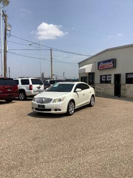 2010 Buick LaCrosse for sale at Chaparral Motors in Lubbock TX