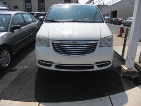 2011 Chrysler Town and Country for sale at Nicks Auto Sales Co in West New York NJ