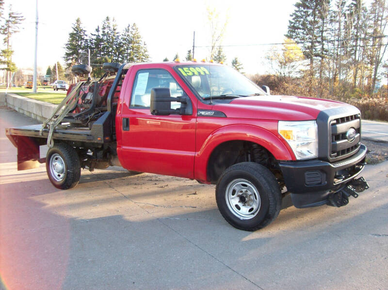 2015 Ford F-350 Super Duty for sale at Summit Auto Inc in Waterford PA