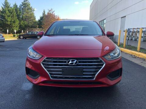 2020 Hyundai Accent for sale at Pleasant Auto Group in Chantilly VA