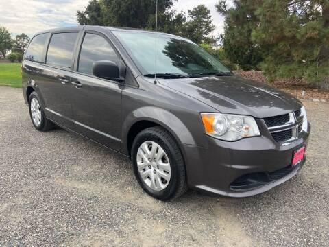 2018 Dodge Grand Caravan for sale at Clarkston Auto Sales in Clarkston WA