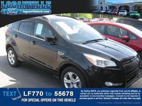 2016 Ford Escape for sale at Loganville Quick Lane and Tire Center in Loganville GA
