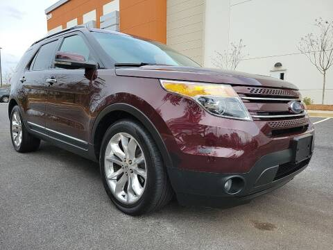 2011 Ford Explorer for sale at ELAN AUTOMOTIVE GROUP in Buford GA