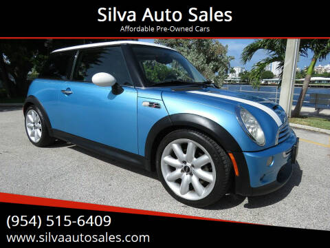 2005 MINI Cooper for sale at Silva Auto Sales in Pompano Beach FL
