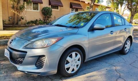 2013 Mazda MAZDA3 for sale at Apollo Auto El Monte in El Monte CA