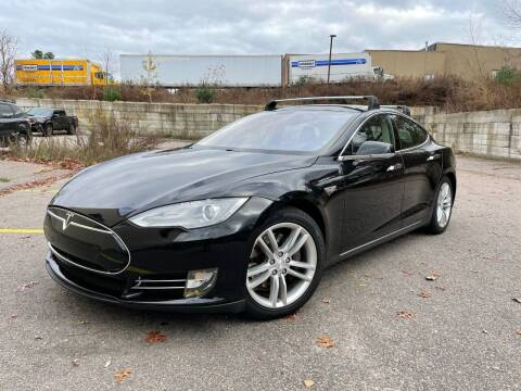2013 Tesla Model S for sale at Velocity Motors in Newton MA