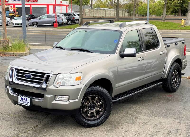 2008 Ford Explorer Sport Trac for sale at KAS Auto Sales in Sacramento CA