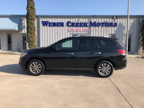 2015 Nissan Pathfinder for sale at Weber Creek Motors in Corpus Christi TX