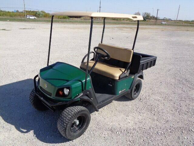2015 Cushman Hauler 800X for sale at SLD Enterprises LLC in Sauget IL