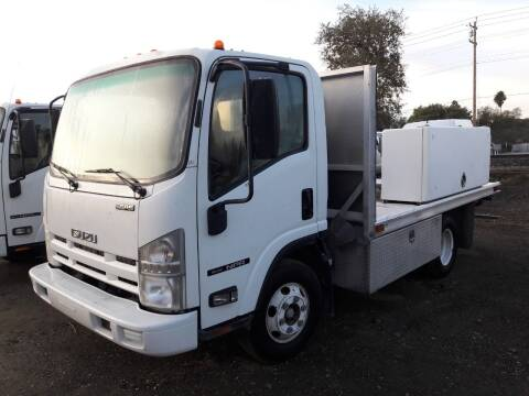 2009 Isuzu NPR for sale at DOABA Motors in San Jose CA