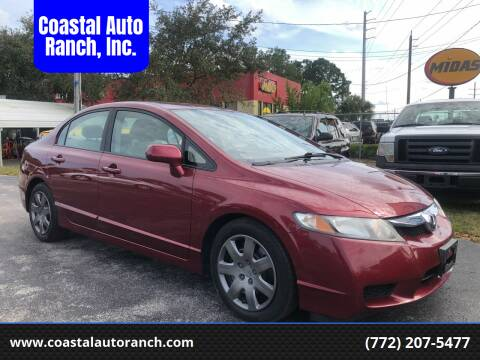2011 Honda Civic for sale at Coastal Auto Ranch, Inc. in Port Saint Lucie FL