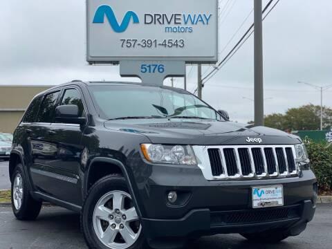 2011 Jeep Grand Cherokee for sale at Driveway Motors in Virginia Beach VA