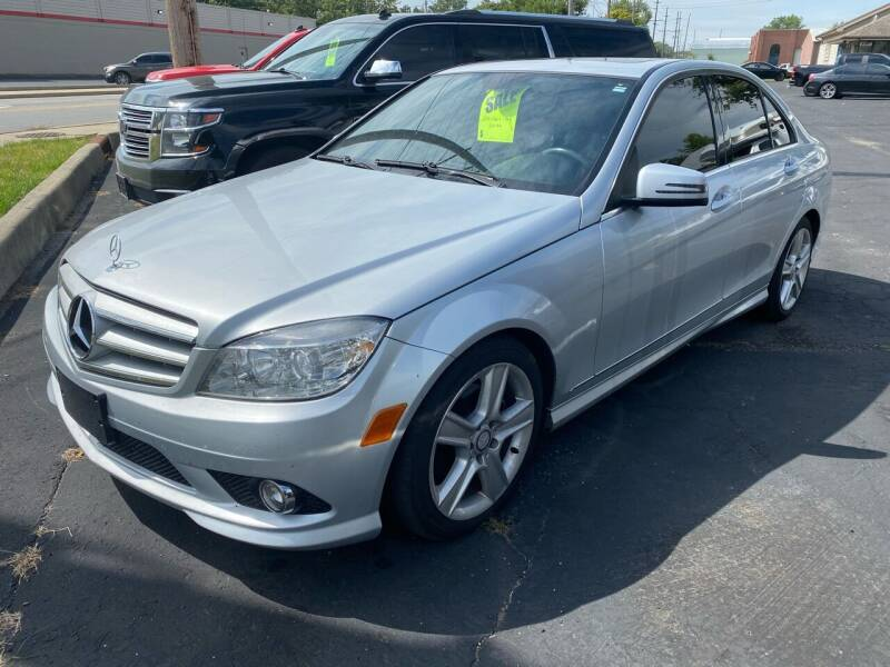 2010 Mercedes-Benz C-Class for sale at MARK CRIST MOTORSPORTS in Angola IN