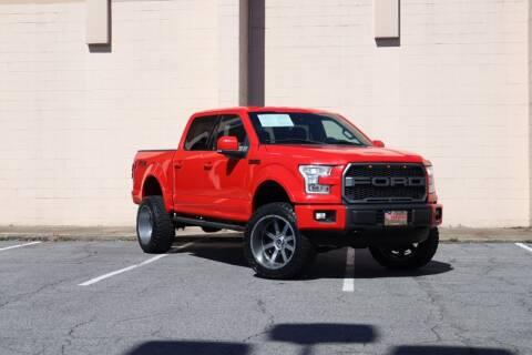 2015 Ford F-150 for sale at El Compadre Trucks in Doraville GA