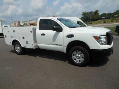 2018 Nissan Titan XD for sale at Benton Truck Sales - Utility Trucks in Benton AR