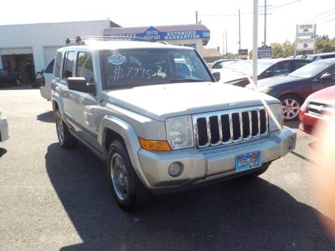 2008 Jeep Commander for sale at United Auto Land in Woodbury NJ