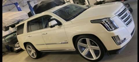 2015 Cadillac Escalade for sale at Arizona Specialty Motors in Tempe AZ