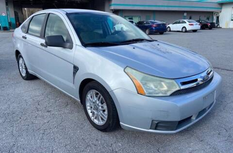 2008 Ford Focus for sale at Cobalt Cars in Atlanta GA