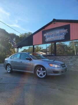 2008 Subaru Legacy for sale at Harborcreek Auto Gallery in Harborcreek PA