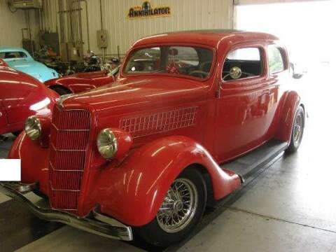 1935 Ford Tudor for sale at Haggle Me Classics in Hobart IN