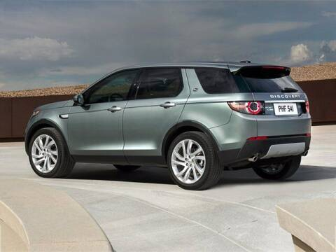 2018 Land Rover Discovery Sport for sale at Legend Motors of Ferndale - Legend Motors of Waterford in Waterford MI