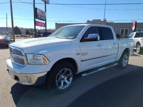 2013 RAM Ram Pickup 1500 for sale at Kessler Auto Brokers in Billings MT