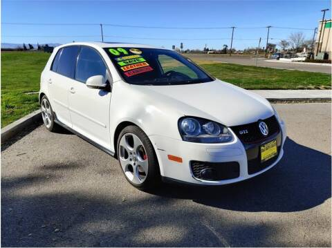 2009 Volkswagen GTI for sale at D & I Auto Sales in Modesto CA
