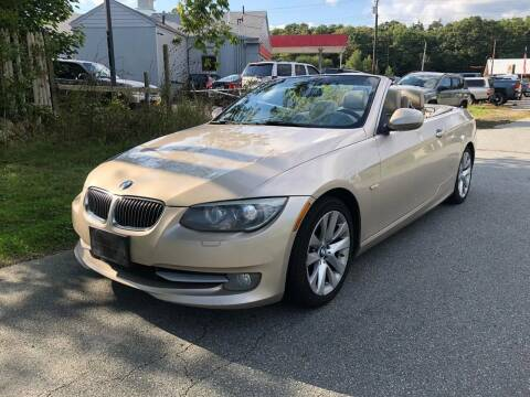 2012 BMW 3 Series for sale at First Hot Line Auto Sales Inc. & Fairhaven Getty in Fairhaven MA
