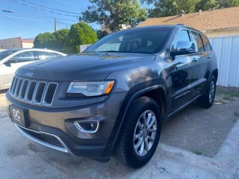 2015 Jeep Grand Cherokee for sale at Bulldog Motor Company in Borger TX