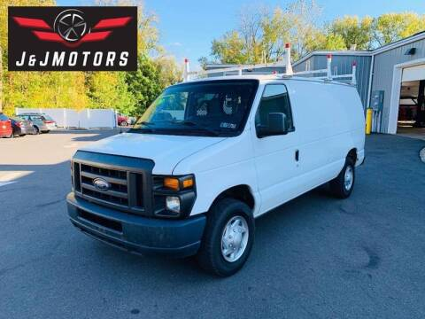 2012 Ford E-Series Cargo for sale at J & J MOTORS in New Milford CT