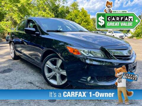 2014 Acura ILX for sale at High Rated Auto Company in Abingdon MD